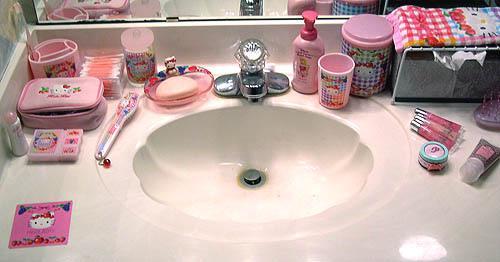 Accessori Bagno Hello Kitty.Superpop Il Bagno Di Hello Kitty